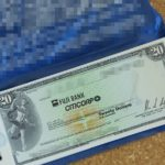 20年前のトラベラーズチェックを発見。今でも換金できるのか? 銀行に行ってみた。